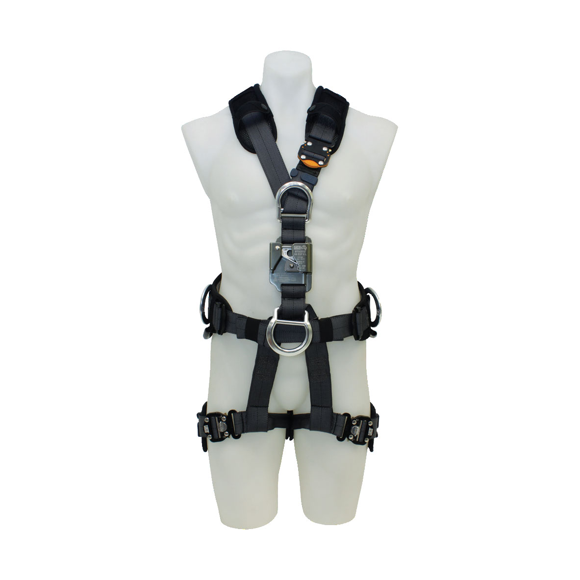 EXOFIT NEX™ Rope Access Harness With Chest Ascender